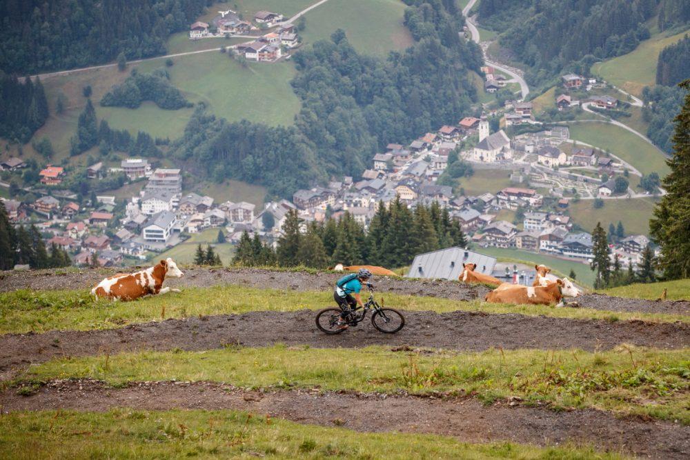 Single trail in Grossarltal, Grossarltal Tourist Office - Groarltal