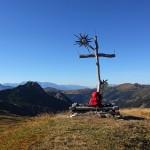 Filzmooshöhe - Blick Richtung Norden ins Ellmautal