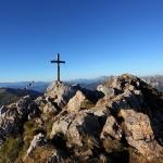 Der Draugstein, 2.356 m. Einer unserer schönsten Aussichtsberge