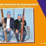 Vizebürgermeister Johann Ganitzer mit unserem langjährigen Notar Dr. Jakob Schempfl bei der Fotobox © www.die-fotobox.at