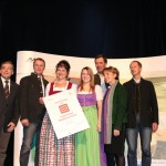Auszeichnung zur Genussregion Großarltaler Bergbauernkäse