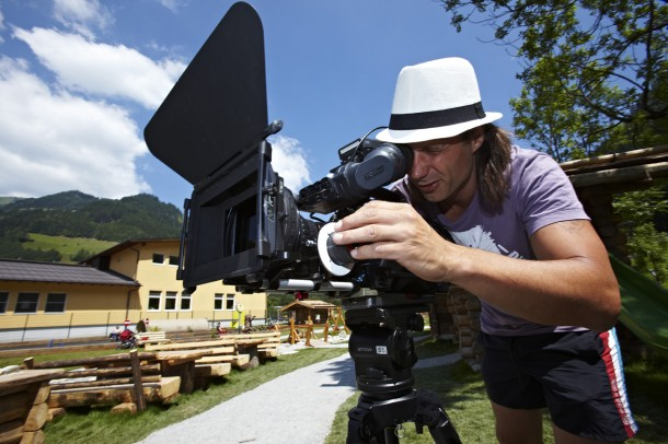 Stieber Roland (ROSTFILM) in Action