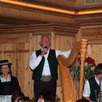 Walter Mooslechner - sorgt für das Programm und den richtigen Ton