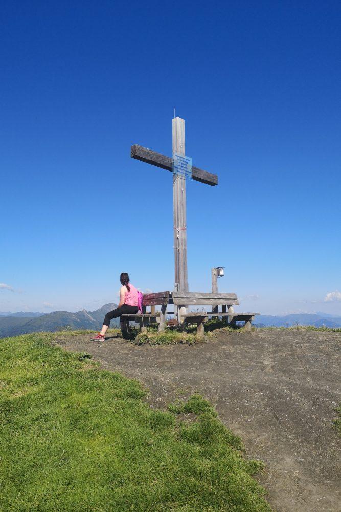 Kreuzkogel 2.027 m