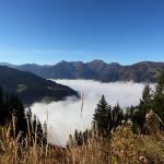 Herrlicher Hebstmorgen auf den Bergen 2