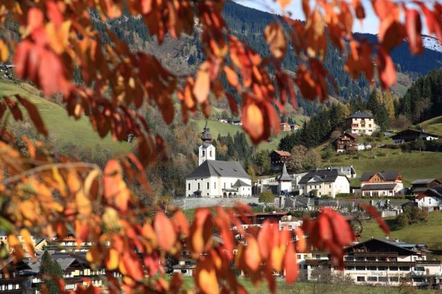 Großarl im Herbst