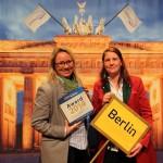 Christine Prommegger vom Hotel Waldhof mit Serviceleiterin Liesi Laireiter