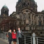 Vor dem Berliner Dom