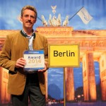Ich durfte den Destination Award für das Großarltal entgegennehmen