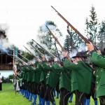 Historische Bauernschützen Hüttschlag