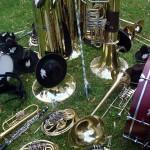 Trachtenmusikapelle Hüttschlag - Instrumente
