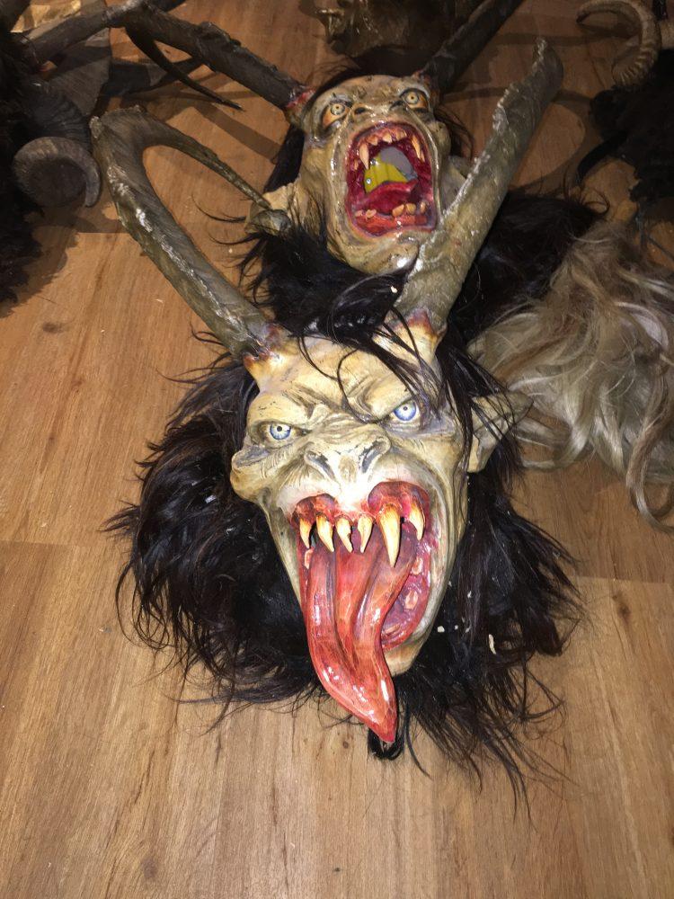 Metzger Maske