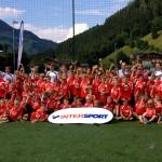 Das war das Fußballcamp 2014