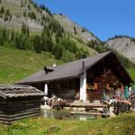 Unser Wanderziel - die Igltalalm, 1.507 m
