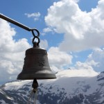 Glocke an der Ali Lanti Biwak
