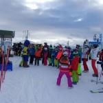 Skisicherheitstag Großarltal mit über 200 Kindern