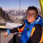 Für ihn ist es der schönste Arbeitsplatz der Welt: Klemens Aichhorn ist stellvertretender Pistenchef bei den Großarler Bergbahnen