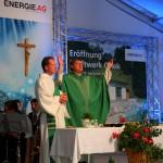 Festgottesdienst mit Pfarrer Thomas Schwarzenberger und Diakon Josef Gfrerer
