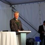 Begrüßung durch Vorstandsdirektor KommR. Ing. DDr. Werner Steinecker