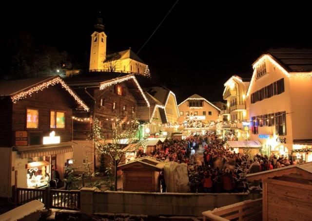 Marktplatz Großarl