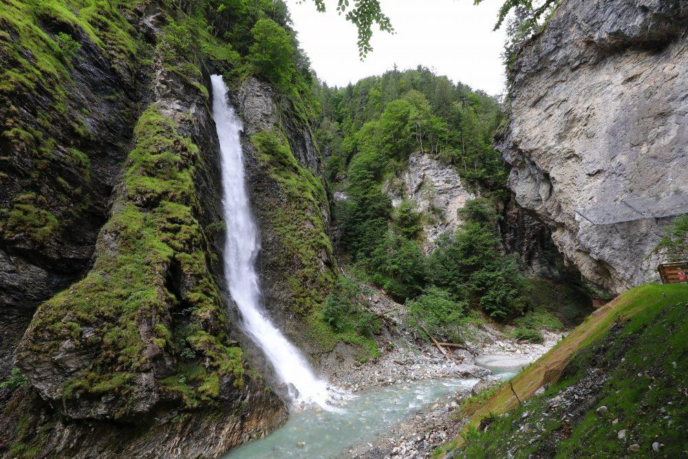 Liechtensteinklamm - Ausflugstipp im Sommer für die ganze Familie