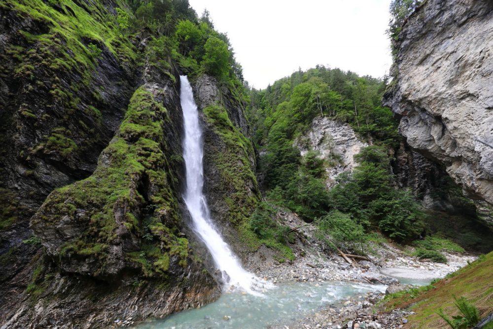 Liechtensteinklamm mit der SalzburgerLand Card besuchen