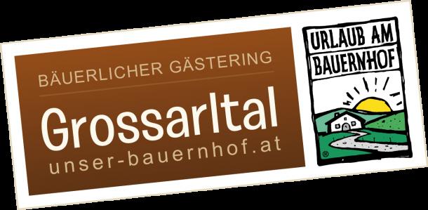 Logo Bäuerlicher Gästering-Grossarltal