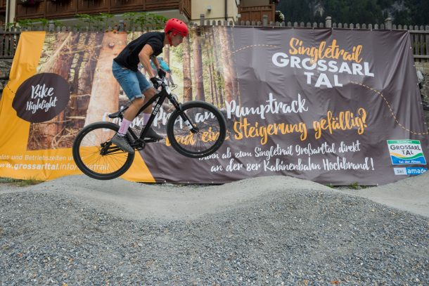 Austrian Pumptrack Series - Pump the Gravel 2018 (c) Marc Schwarz / Alpreif GmbH