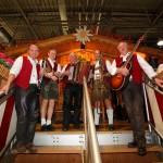 Die Henndorfer Musikanten auf der Stieglalm