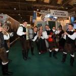 Musik voller Schwung aus Oberkrain bei der Wiener Ferienmesse