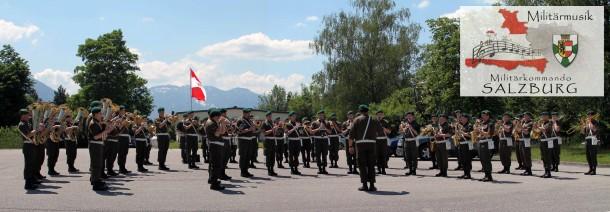 Militärmusik Salzburg