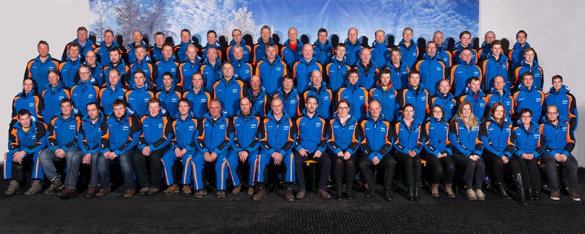 Mitarbeiter Großarler Bergbahnen 2016
