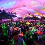 Super Stimmung bei der Welcome Party der Ladyskiwoche mit CCR- Remember und DJ Matty Valentino