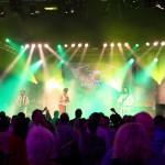 Tolle Stimmung im Partyzelt mit der Queen Revival Band