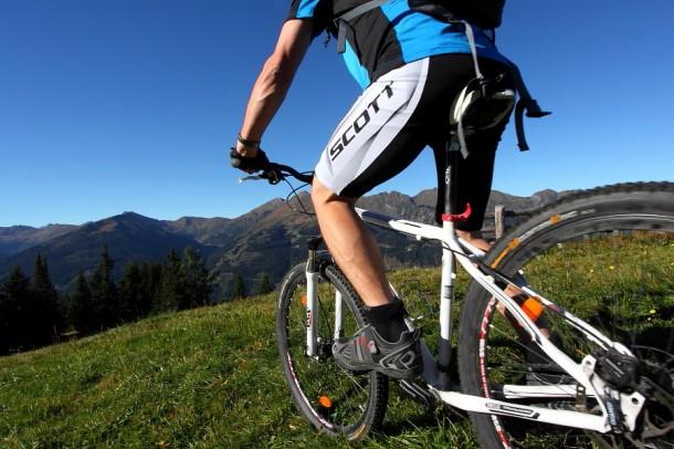 Mountainbiken im Großarltal - Tal der Almen