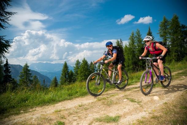 Radeln und Mountainbiken im Großarltal