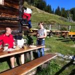 Managing Director von Ski amadé mit Sennerin