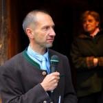 Nationalparkdirektor Wolfgang Urban