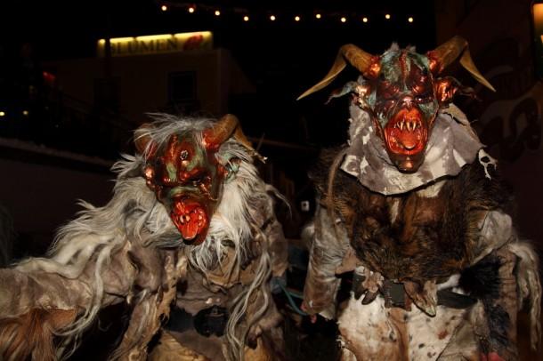 Masken neueren Datums