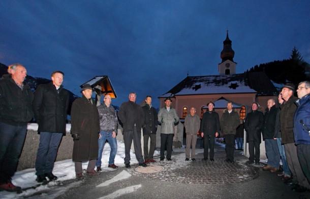 Leiden-Christi-Singen