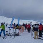Veranstaltungsgelände an der Bergstation