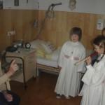 Gesungen und gespielt im Altersheim
