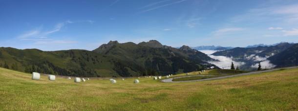 An der Panoramabahn-Bergstation