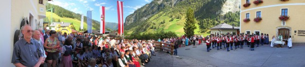 Festgottesdienst anlässlich des Hüttschlager Kirchtag und der Bauernherbsteröffnung