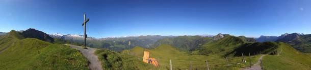 Am Kreuzeck 2.204 m