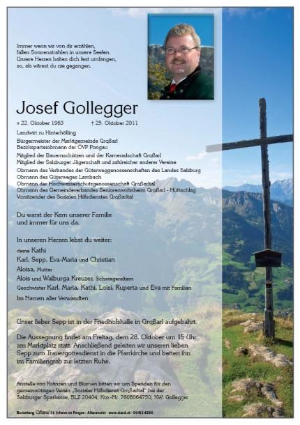 Parte Sepp Gollegger