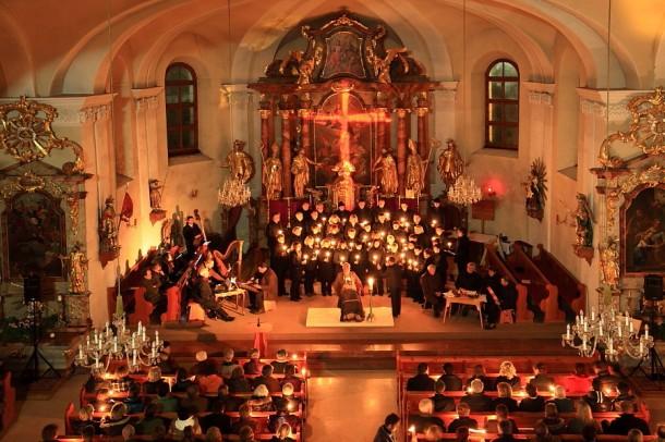 """Passionssingen 2010 """"Paulus"""" in der Pfarrkirche Großarl"""