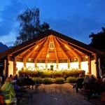 Platzkonzert im Musikpavillon Großarl