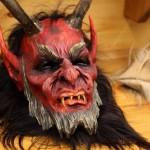 Maskenausstellung im Talwirt