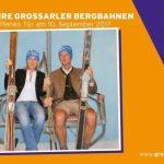 Parteiobfrau ÖVP Regina Seer mit Bürgermeister Johann Rohrmoser bei der Fotobox © www.die-fotobox.at